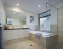 Unicom Traces Pearl bathroom floor wall porcelain tiles perth (4)