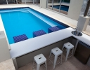 Cobolto Blue Groove Swimming Pool Tiles Perth 3