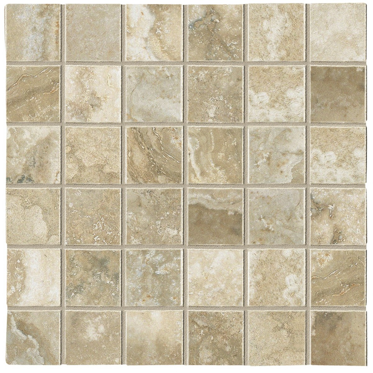Alabastro beige mosaic ceramic tile supplies for Carrelage salle de bain mosaique beige
