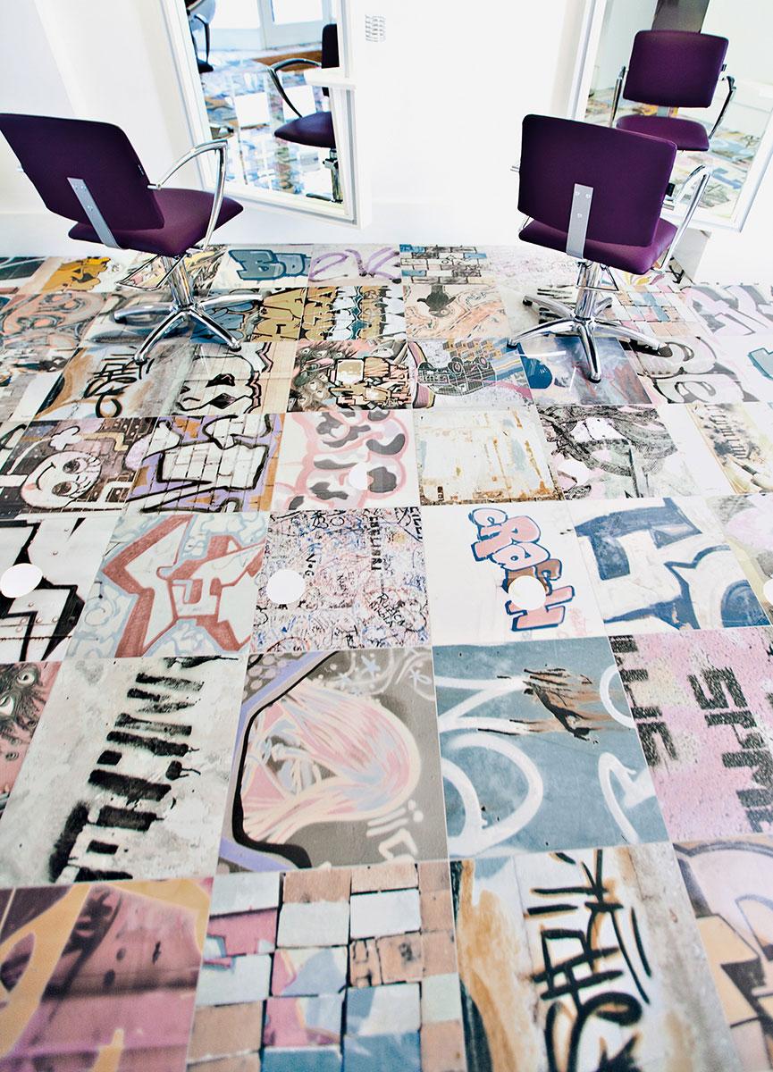 Peronda Banksy Ceramic Tile Supplies
