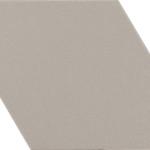 Equipe Rhombus SMOOTH light grey diamond shape tiles perth