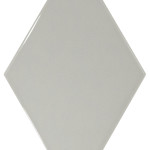 22750 Rhombus Wall light grey diamond shape tiles perth