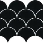 Equipe Scale Fan Black Mosaic perth