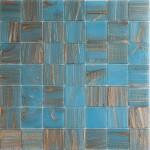 Trend PLUS Brillante 242 swimming pool glass mosaic