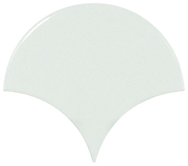 Scales White Gloss Mosaic 8