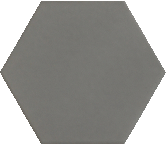 Hexagonal Grey Matt 1