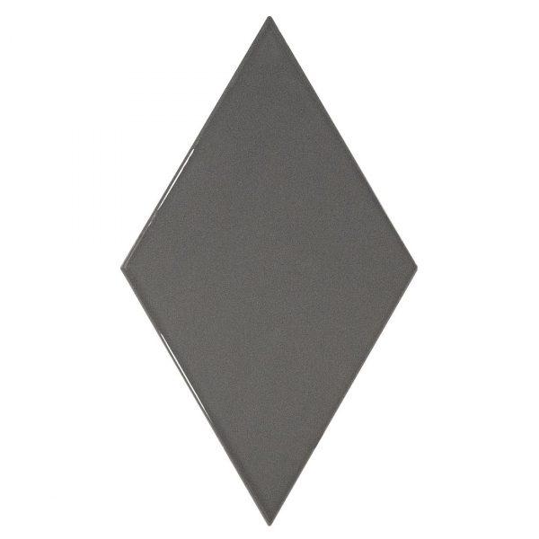 Rhombus Dark Grey Gloss 1