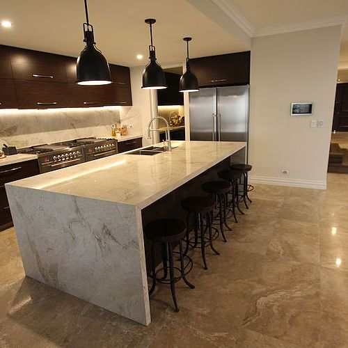 Ascot Alabastro Beige floor tiles perth 9