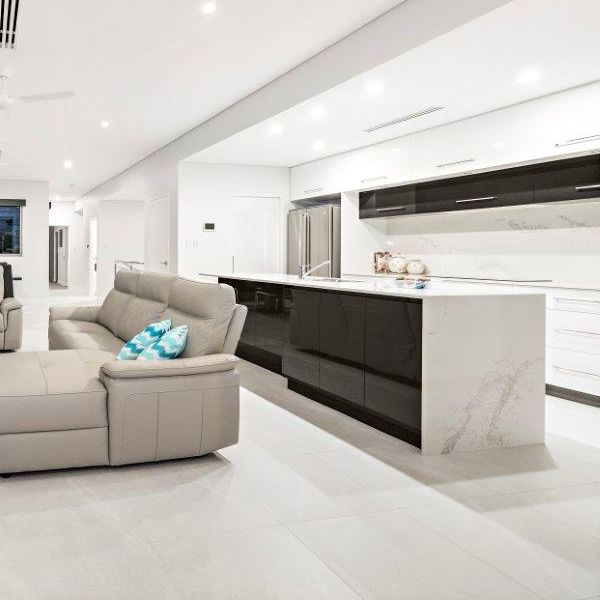 Cerdisa Landstone White stone look floor wall tile shops perth 17
