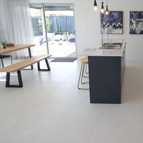 Cerdisa Landstone White stone look floor wall tile shops perth 5
