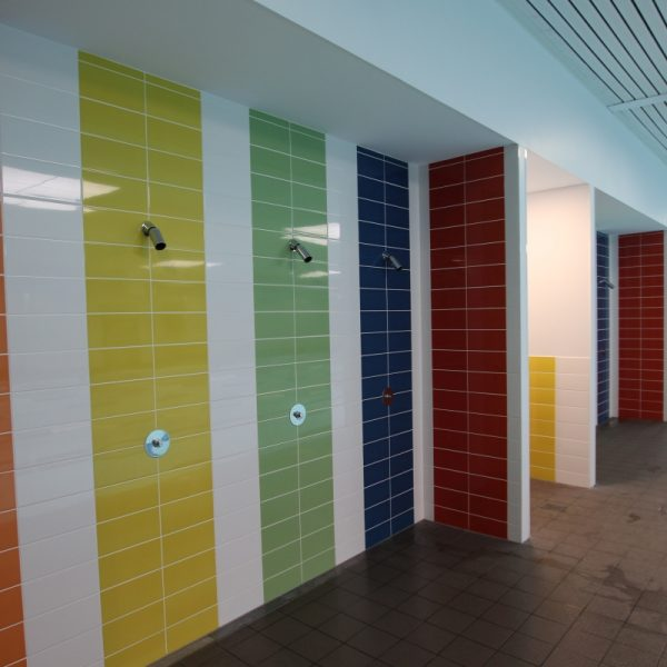 Cinca coloured wall tiles perth