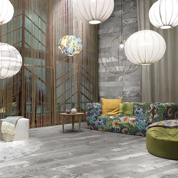 Colli Scot Grey marble look tiles Perth 5