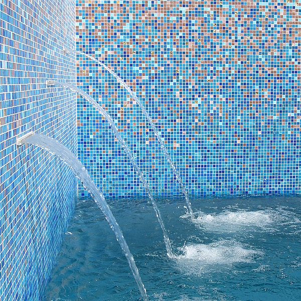 Custom Shading Blend glass mosaics Perth - Martin Cuthbert Landscapes 4