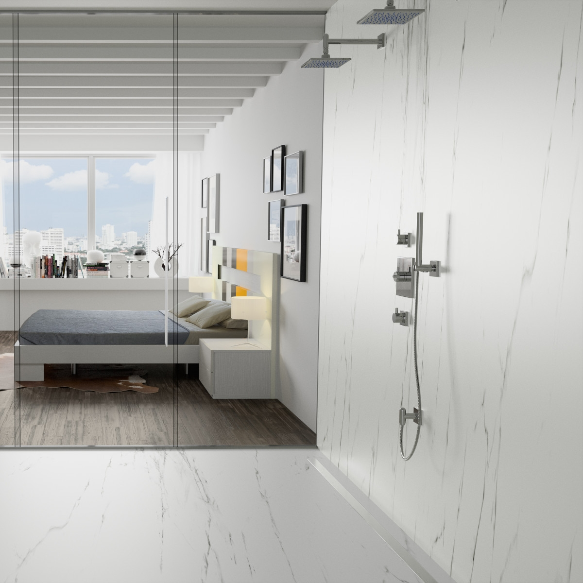 What are thin format porcelain tiles? 71