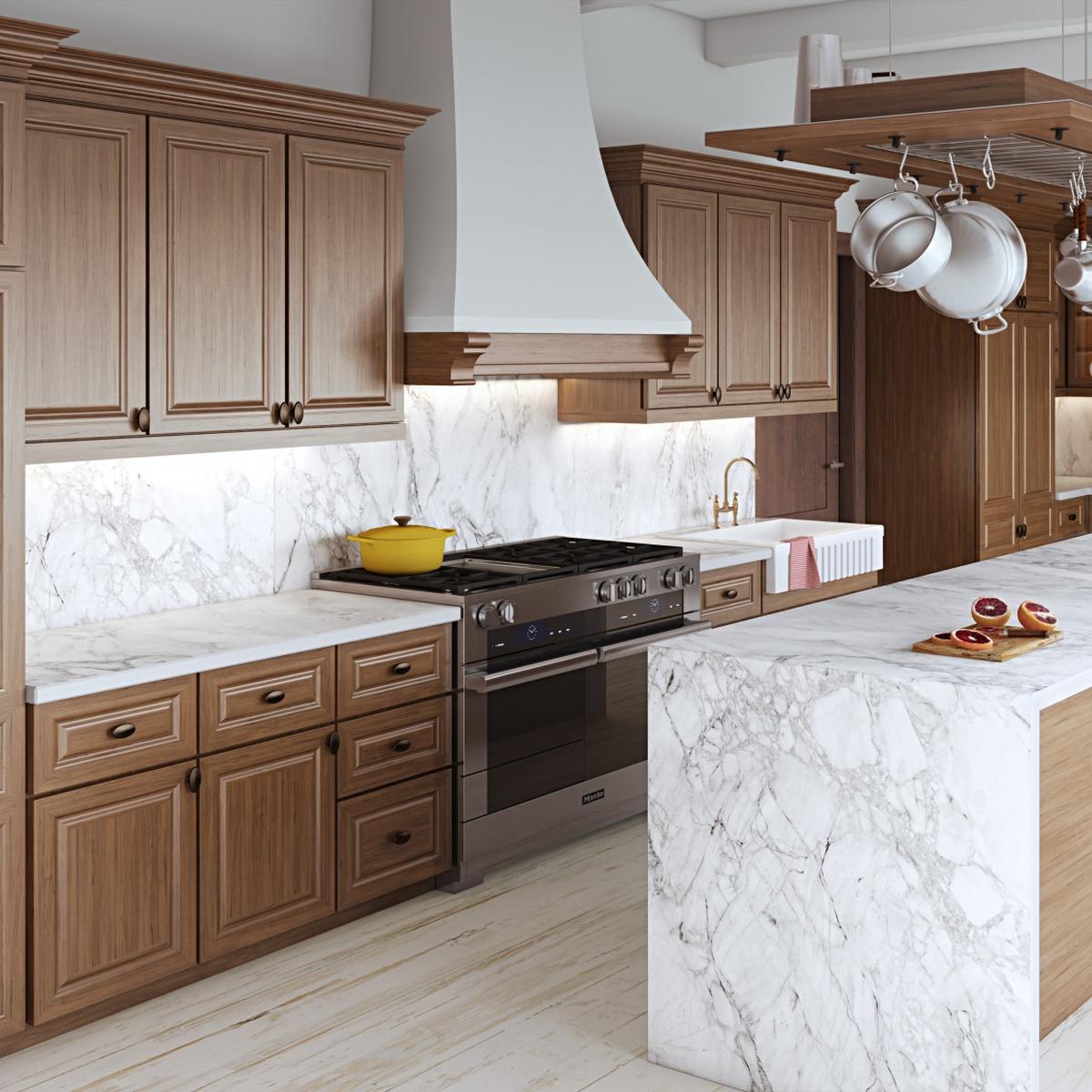 Your complete rundown to choosing kitchen floor tiles 13