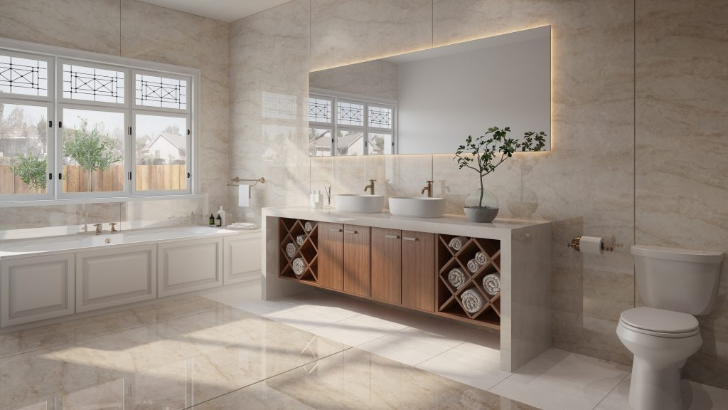 What are thin format porcelain tiles? 4