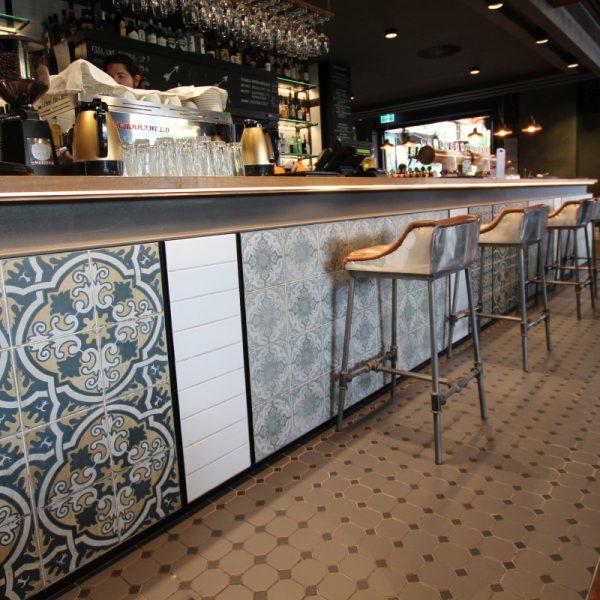Perdona FS Globe Hotel commercial tiles perth