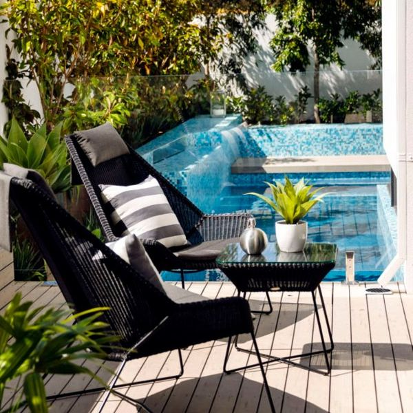 Custom Mix swimming pool glass mosaics perth WBN 2