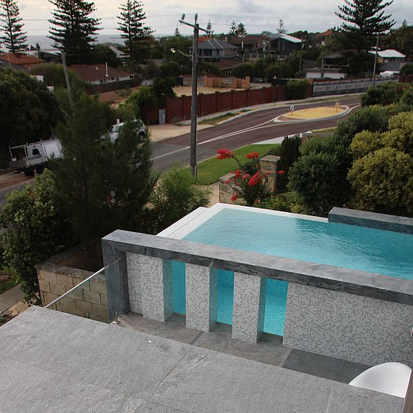 Trend Affinity Mix swimming pool glass mosaics perth western australia 11
