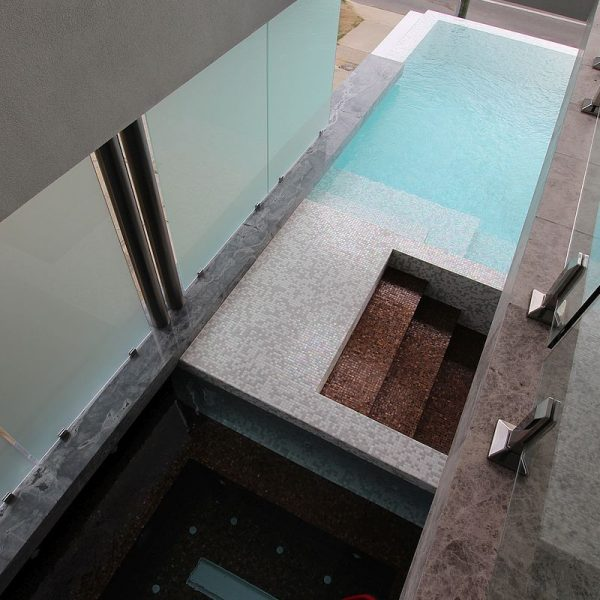 Trend Affinity Mix swimming pool glass mosaics perth western australia 14