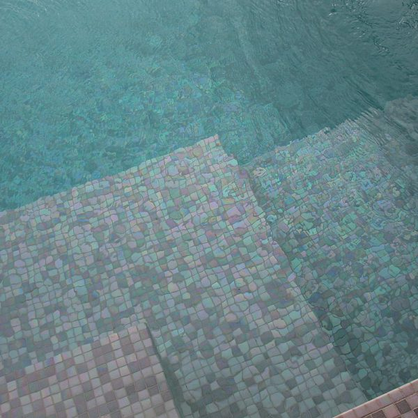 Trend Affinity Mix swimming pool glass mosaics perth western australia 3