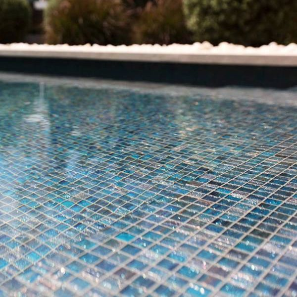 Trend Glass Mosaics 245 swimming pool tiles 2