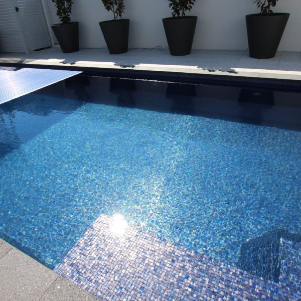 Trend PLUS 239 glass mosaic perth swimming pool tiles 3