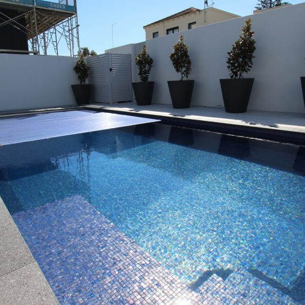 Trend PLUS 239 glass mosaic perth swimming pool tiles