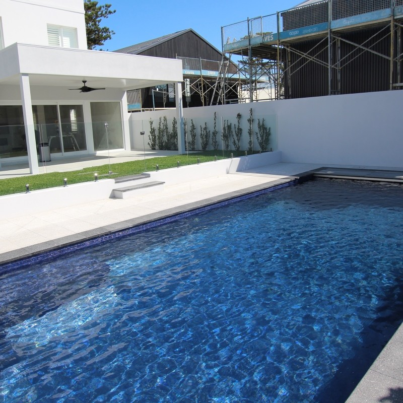 Pros & Cons of a tiled pool 36