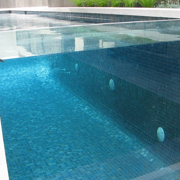 Trend PLUS 245 41x41mm (2) luxury swimming pool glass mosaics Perth 2