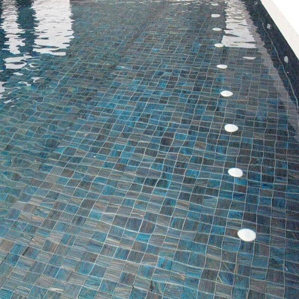 Trend PLUS 245 41x41mm (2) luxury swimming pool glass mosaics Perth 3