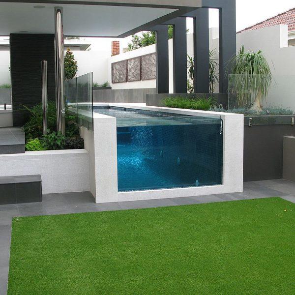 Trend PLUS 245 41x41mm (2) luxury swimming pool glass mosaics Perth