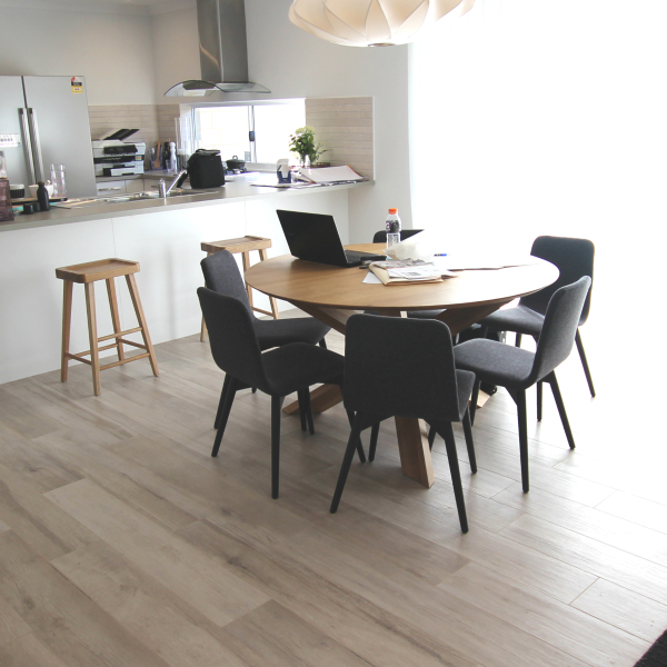 Supergres Travel North White timber look tiles Perth 15