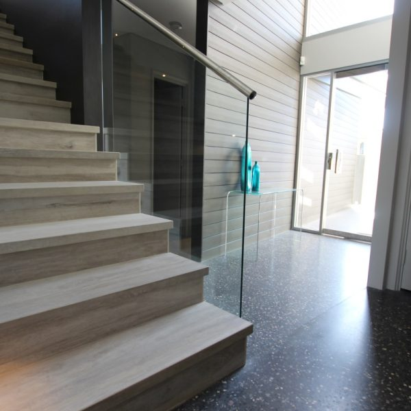 Supergres Travel North White timber look tiles Perth 4