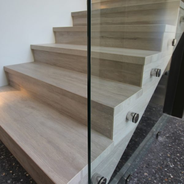 Supergres Travel North White timber look tiles Perth