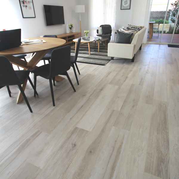 Supergres Travel North White timber look tiles Perth 7