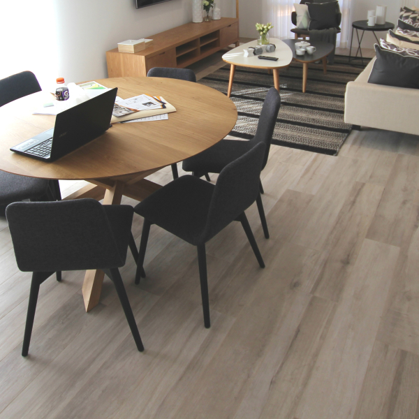 Supergres Travel North White timber look tiles Perth 8
