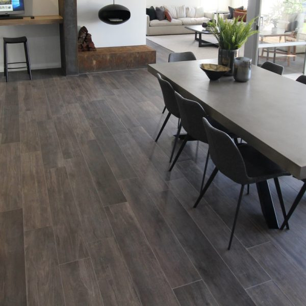 Supergres Travel West Brown timber look tiles Perth 7