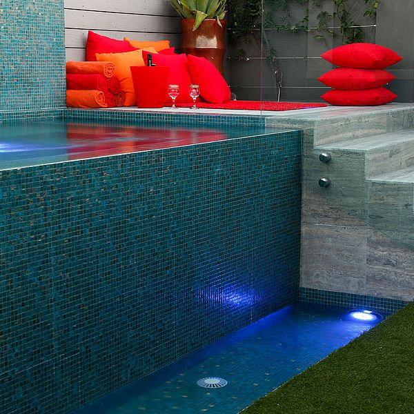 Luxury swimming pool glas mosaics perth www.ctsupplies.com.au 14