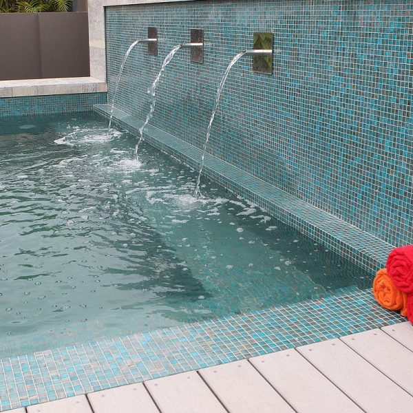 Luxury swimming pool glas mosaics perth www.ctsupplies.com.au 4