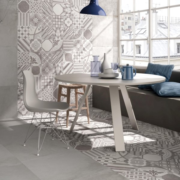 Supergres Art Cementine Bathroom Floor Wall Tiles Perth 2