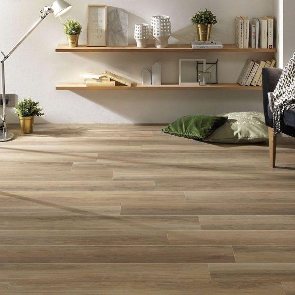 Supergres Natural Appeal Natural Blonde timber look tiles Perth Wangara Myaree
