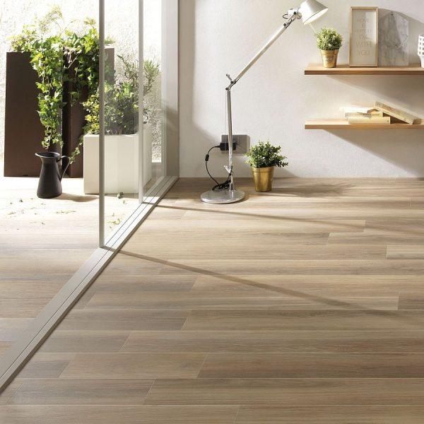 Supergres Natural Appeal Natural Blonde timber look tiles Perth Wangara Myaree 2