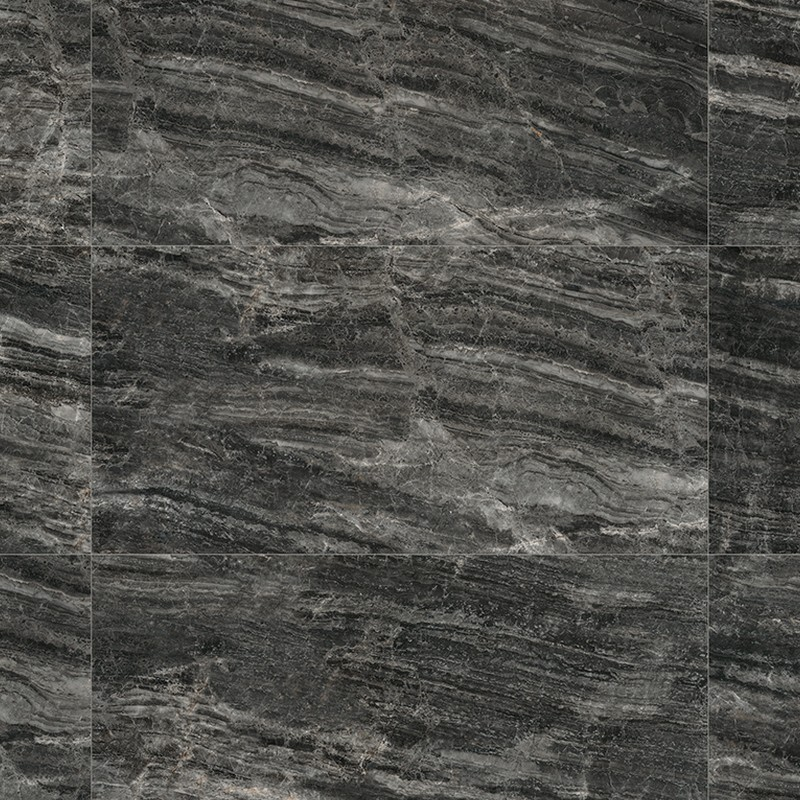 Unicom Cosmic Black Satin - Ceramic Tile Supplies