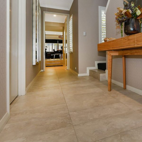 Unicom Renaissance Silver porcelain floor wall tiles Perth