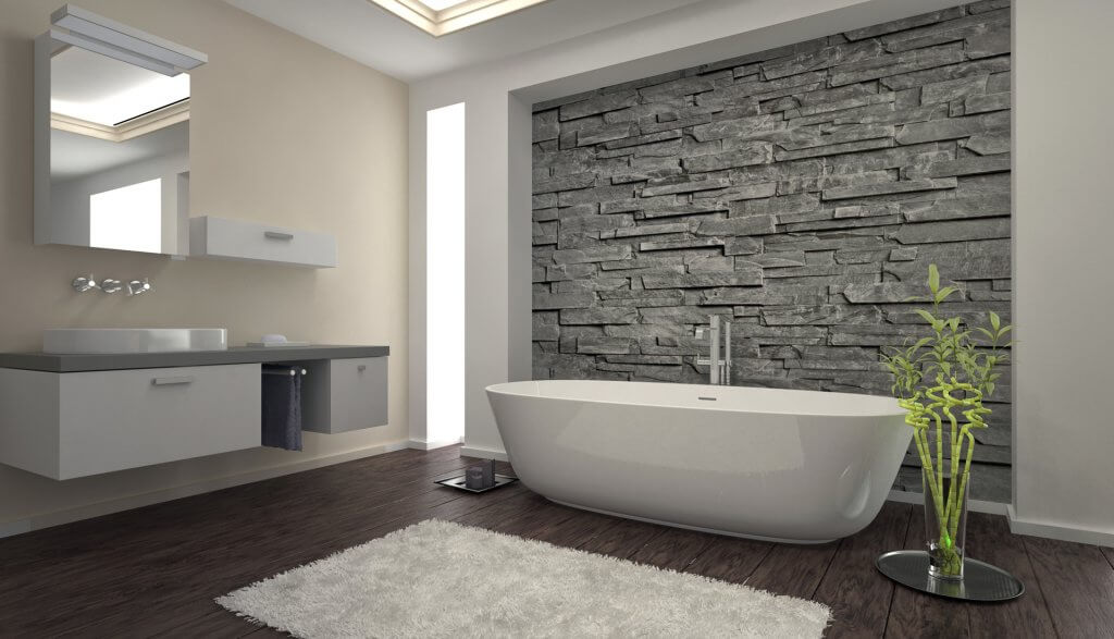 Creating the Perfect Bathroom Tile Feature Wall 20