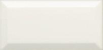 Gloss White Bevell 150x75mm 1