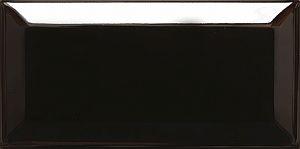 Gloss Black Bevell 150x75 1