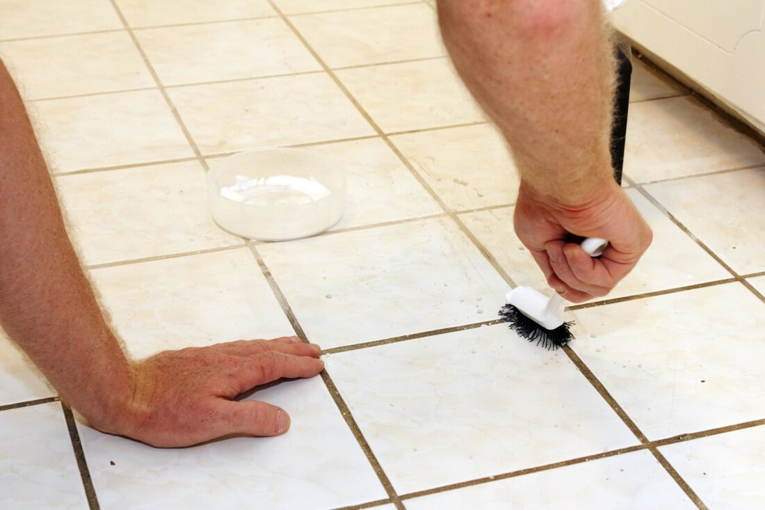How to Tackle Tough-to-Clean Tiles & Grout