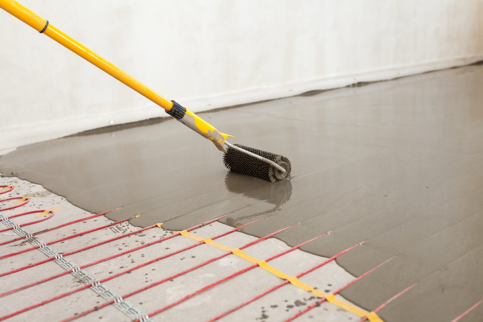 Why Should You Choose Under Tile Heating?